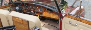 Rolls royce garage